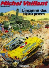 Michel Vaillant -37c- L'inconnu des 1000 pistes