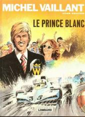Michel Vaillant -32'- Le prince blanc