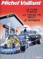 Michel Vaillant -24Pub- Le Plein d'infos - La Fièvre de Bercy - Le $pon$or