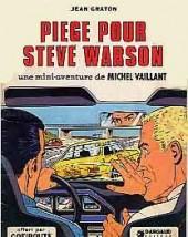 Michel Vaillant -06Pub- Piège pour Steve Warson