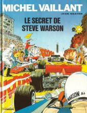 Michel Vaillant -28b1985- Le secret de Steve Warson