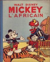 Mickey (Hachette) -18- Mickey l'africain