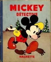 Mickey (Hachette) -6- Mickey détective