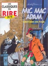 Mic Mac Adam -INT0- Fantômes en folie