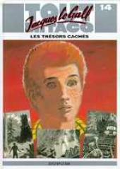 Tout Mitacq -14- Jacques Le Gall, les trésors cachés