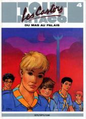 Tout Mitacq -4- Les Castors - Du mas au palais