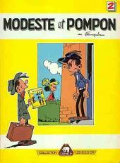 Modeste et Pompon (Franquin) -Pub- Modeste et Pompon 02