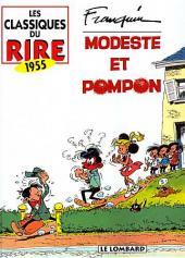 Modeste et Pompon (Franquin) -INT2- Modeste et Pompon