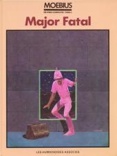 Moebius œuvres complètes -3- Major Fatal