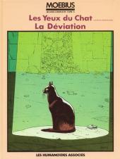 Moebius œuvres complètes -6- Les Yeux du Chat, La Déviation