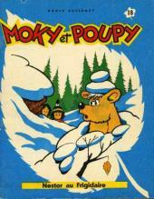 Moky et Poupy -18- Nestor au frigidaire