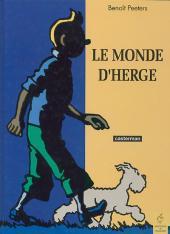 (AUT) Hergé -2b1990- Le monde d'Hergé