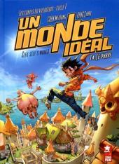 Un moNde idéal -4- Les contes du villageois - Cycle 1 - Le phare