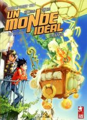 Un moNde idéal -5- Les contes du villageois - Cycle 1 - La porte