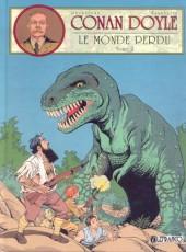 Le monde perdu (Sanahujas/Duchâteau) -2- Tome 2