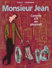 Monsieur Jean -5- Comme s'il en pleuvait