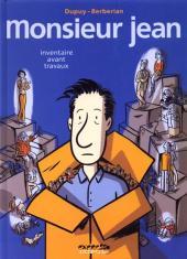 Monsieur Jean -6- Inventaire avant travaux