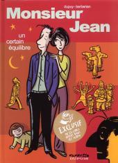 Monsieur Jean -7- Un certain équilibre