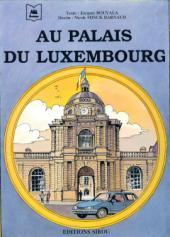 Monuments historiques en BD -3- Au palais du Luxembourg