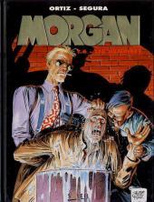 Morgan (Segura/Ortiz) -6- Les vampires