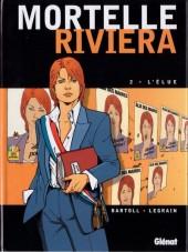 Mortelle riviera -2- L'élue