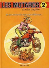 Les motards -2- Et les motards, mon cher Watson...