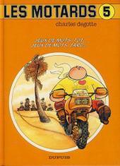 Les motards -5- Jeux de mots, tôt... jeux de mots, tard...