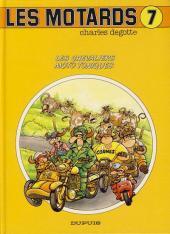 Les motards -7- Les chevaliers moto toniques