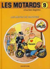 Les motards -9- Les motos de panurge
