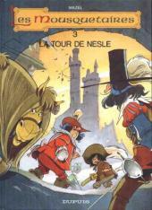 Les mousquetaires -63- La tour de Nesle