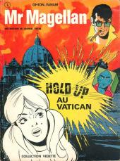 Mr Magellan -2- Hold-up au Vatican