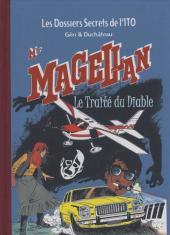 Mr Magellan (série actuelle) -HS2- Le traité du diable
