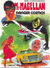Mr Magellan (série actuelle) -2- Danger cosmos