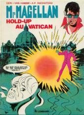 Mr Magellan (série actuelle) -5- Hold-up au Vatican
