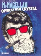 Mr Magellan (série actuelle) -6- Opération Crystal
