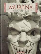 Murena -2a- De sable et de sang