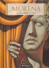 Murena -1- La pourpre et l'or