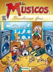 Les musicos -3- Porcelaine fine