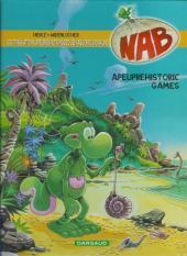 Nabuchodinosaure -9- Apeuprehistoric games