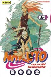 Naruto -6- La détermination de Sakura !!