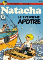 Natacha -6- Le treizième apôtre