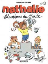 Nathalie -3- Championne du monde