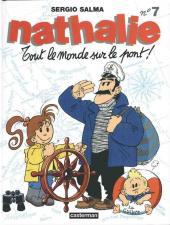 Nathalie -7- Tout le monde sur le pont