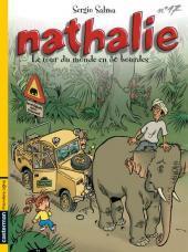 Nathalie -17- Le tour du monde en 80 bourdes