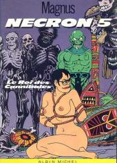 Necron -5- Le Roi des Cannibales