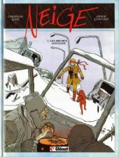 Neige -1a1991- Les brumes aveugles