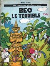 Néron et Cie (Les Aventures de) (Éditions Samedi) -2- Beo le terrible