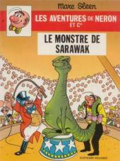 Néron et Cie (Les Aventures de) (Érasme) -80- Le monstre de Sarawak