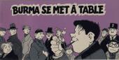 Nestor Burma -HS02TL- Burma se met à table