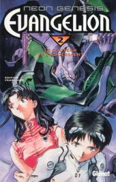 Neon Genesis Evangelion -2- Le Couteau et l'Adolescent